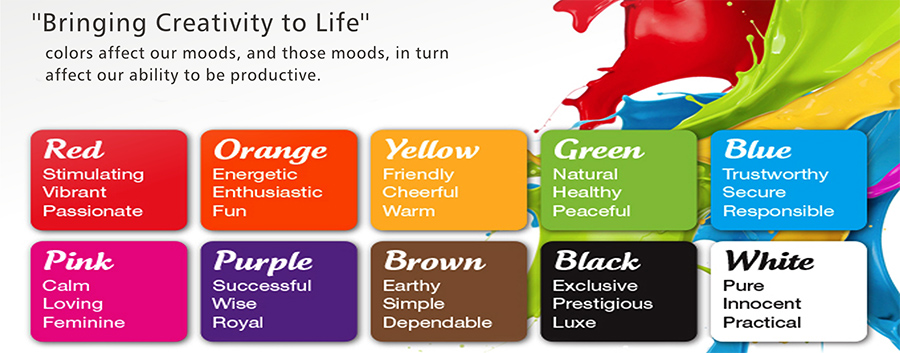 how colors affect our moods Colors have been scientifically proven to have psychological impacts on people's moods, with different colors having different effects how color choices affect.