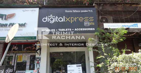 Bridgestone's corporate office workplace designed by Trimit Rachana