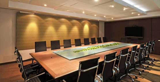 Reception / M.D. Cabin / Meeting Room / Conference Room