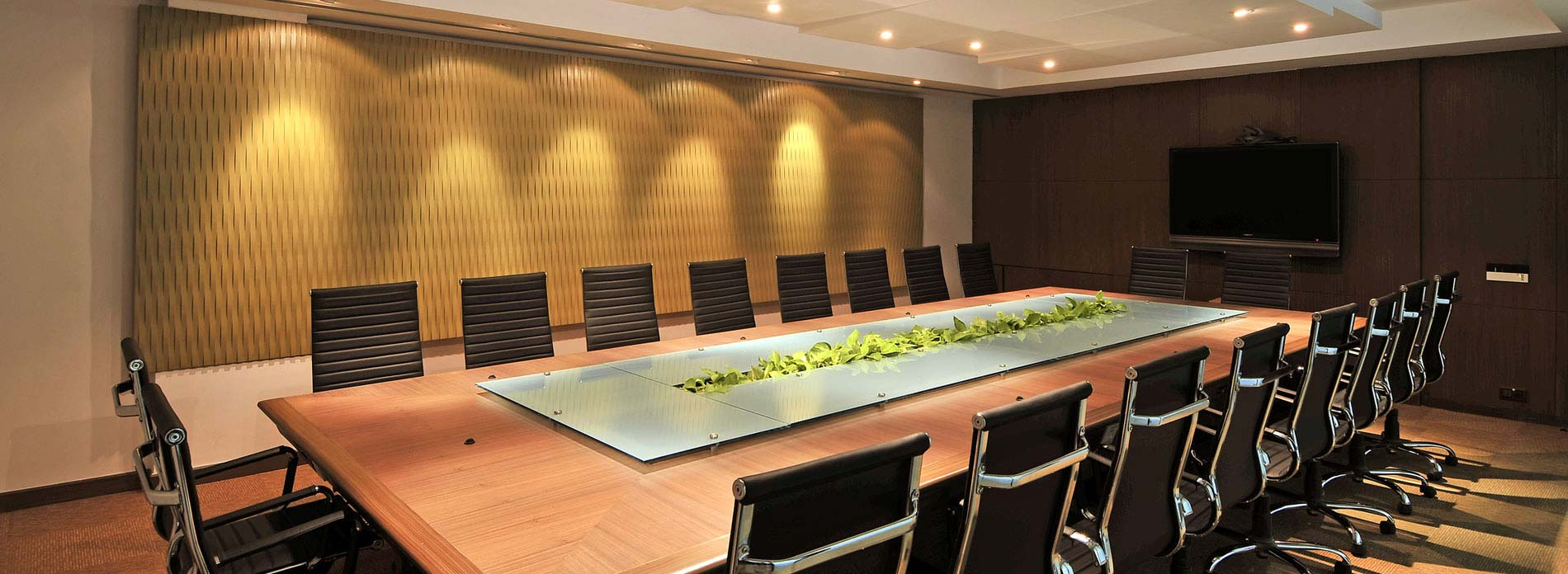 Office Interior Of Lafarge India It Includes Reception MD Cabin Meeting Room Conference